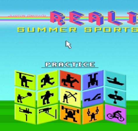 23 realisticsummersports  运动游戏  2013年9月30号
