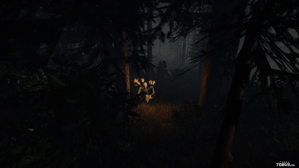 游戏推荐-迷失森林(恐怖/生存/剧情)图片