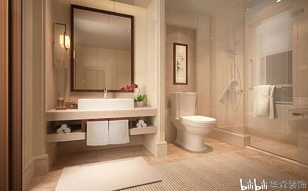 厕所 家居 设计 卫生间 卫生间装修 装修 600_372
