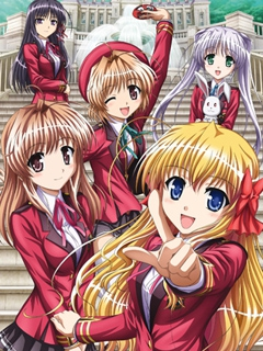 FORTUNE ARTERIAL -赤之约束- OAD