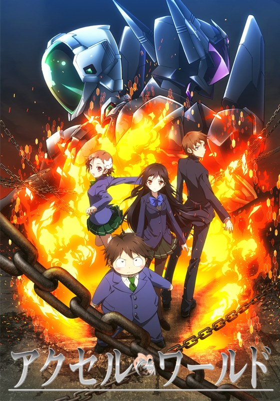加速世界 OVA1 银翼的觉醒