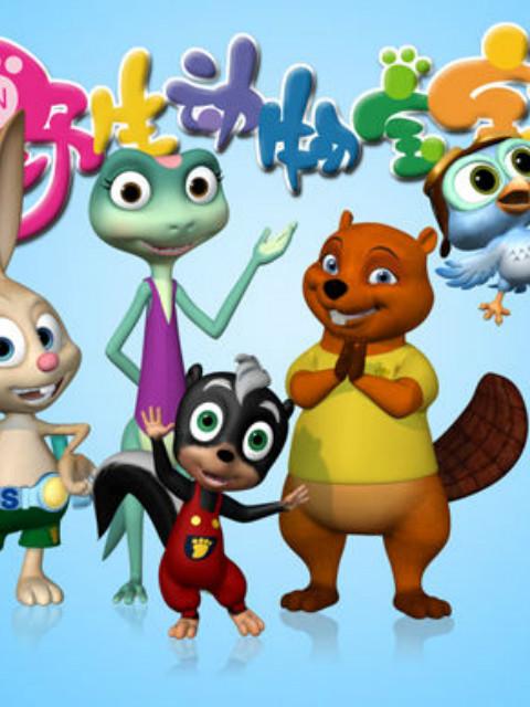 野生动物宝宝 第二季