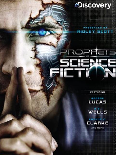 科幻小说预言家 第一季第90集剧情