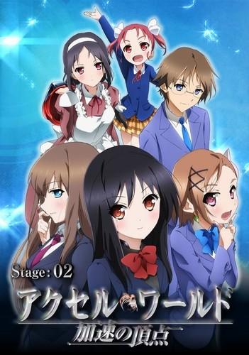 加速世界 OVA2 加速的顶点