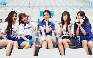 SNH48练舞房的少女们