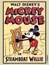 米老鼠的黑白动画片生涯