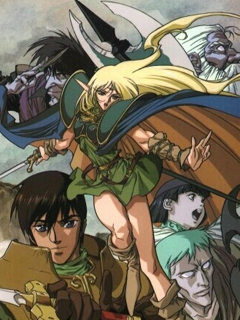 罗德岛战记-英雄骑士传-