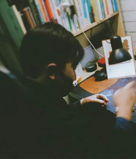 [手艺人木工系列]紫光檀木戒指/3小时制作