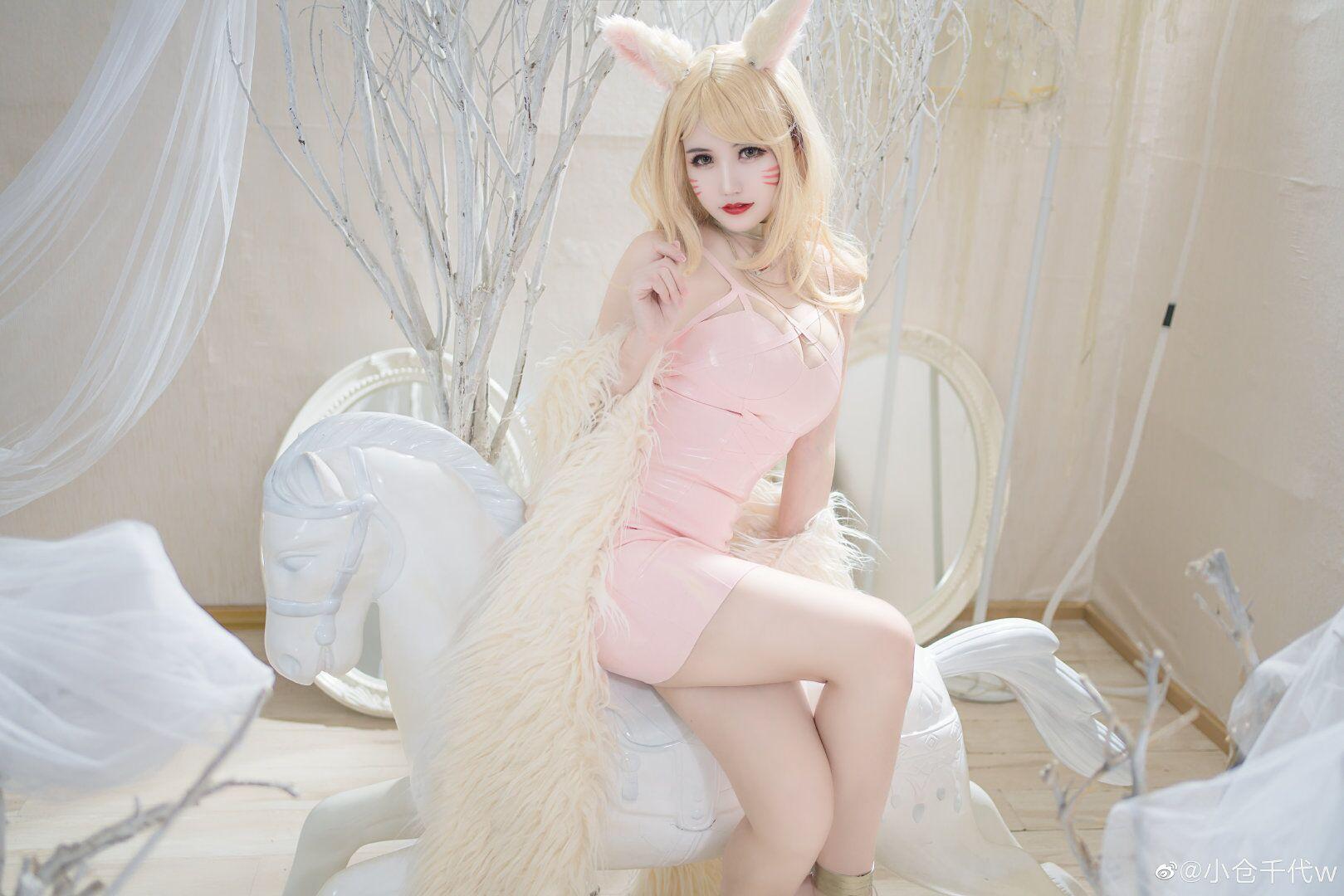 兔女郎ol?