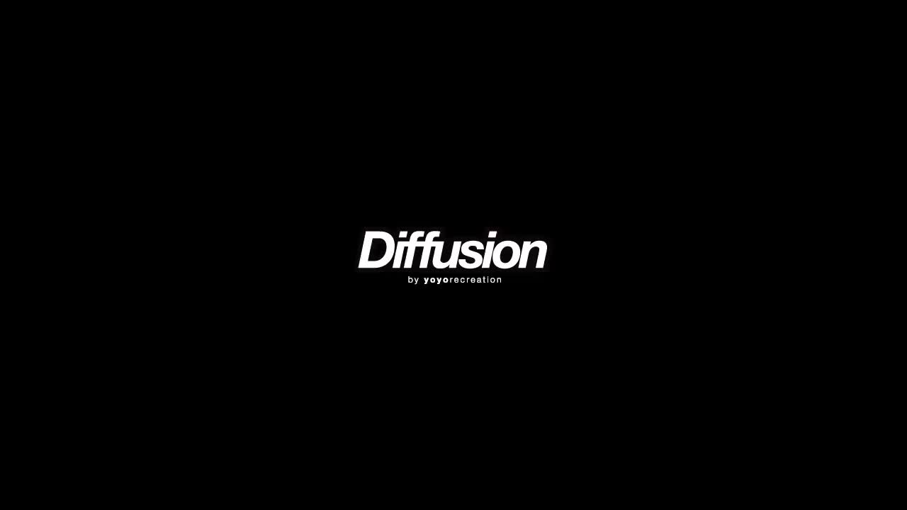 yoyorecreation DIFFUSION test - hiro irifune