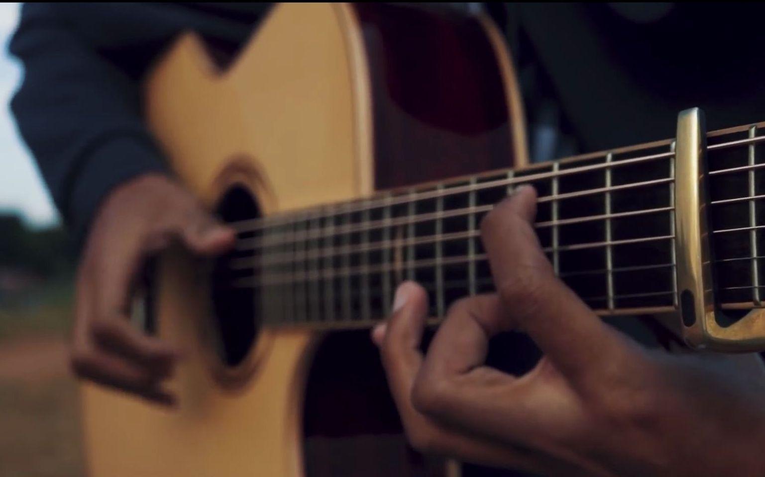 Everglow 指弹吉他 - Coldplay【免费曲谱】