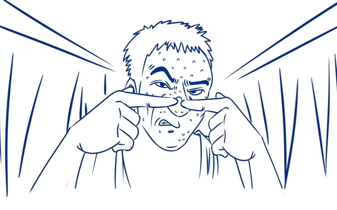 【真相大白话】你脸上的痘都是自己作出来的!