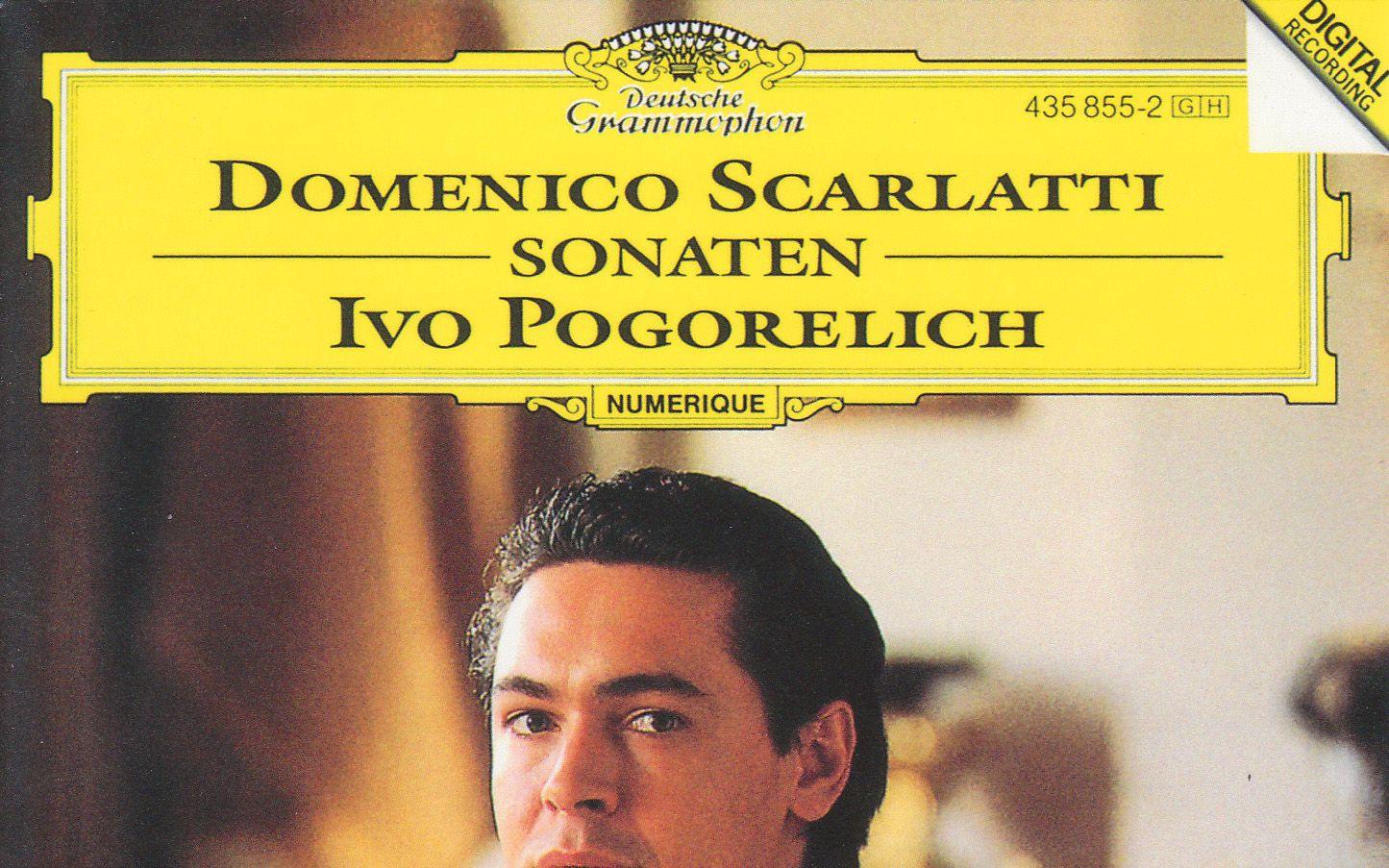 Ivo Pogorelich Scarlatti Sonatas 哔哩哔哩 つロ干杯 Bilibili