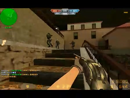 09年4月csol意大利生化远古视频