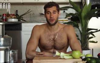 送5位qq号_【裸男厨房】裸男哥哥教你让皮肤duang一下充满光泽的超级蔬果汁 ...