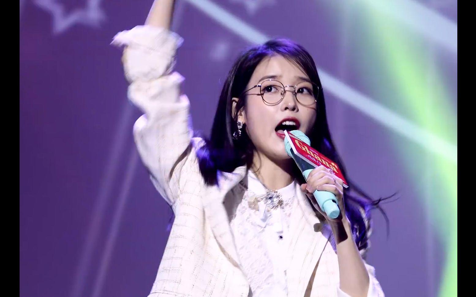 众韩国IDOL跳唱IU的BBIBBI Dance Cover(允儿TWICE Red Velvet