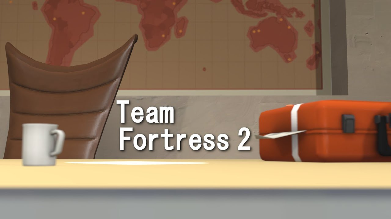 Team Fortress 2 Intro - Parks and Recreation Style