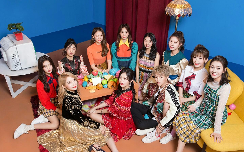 火箭少女101成员简介_【火箭少女101】献唱《西虹市首富》插曲《卡路里》