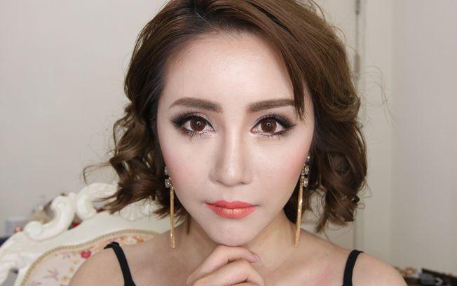 泰国女明星_【爱吉赛儿】今晚我是泰国女明星