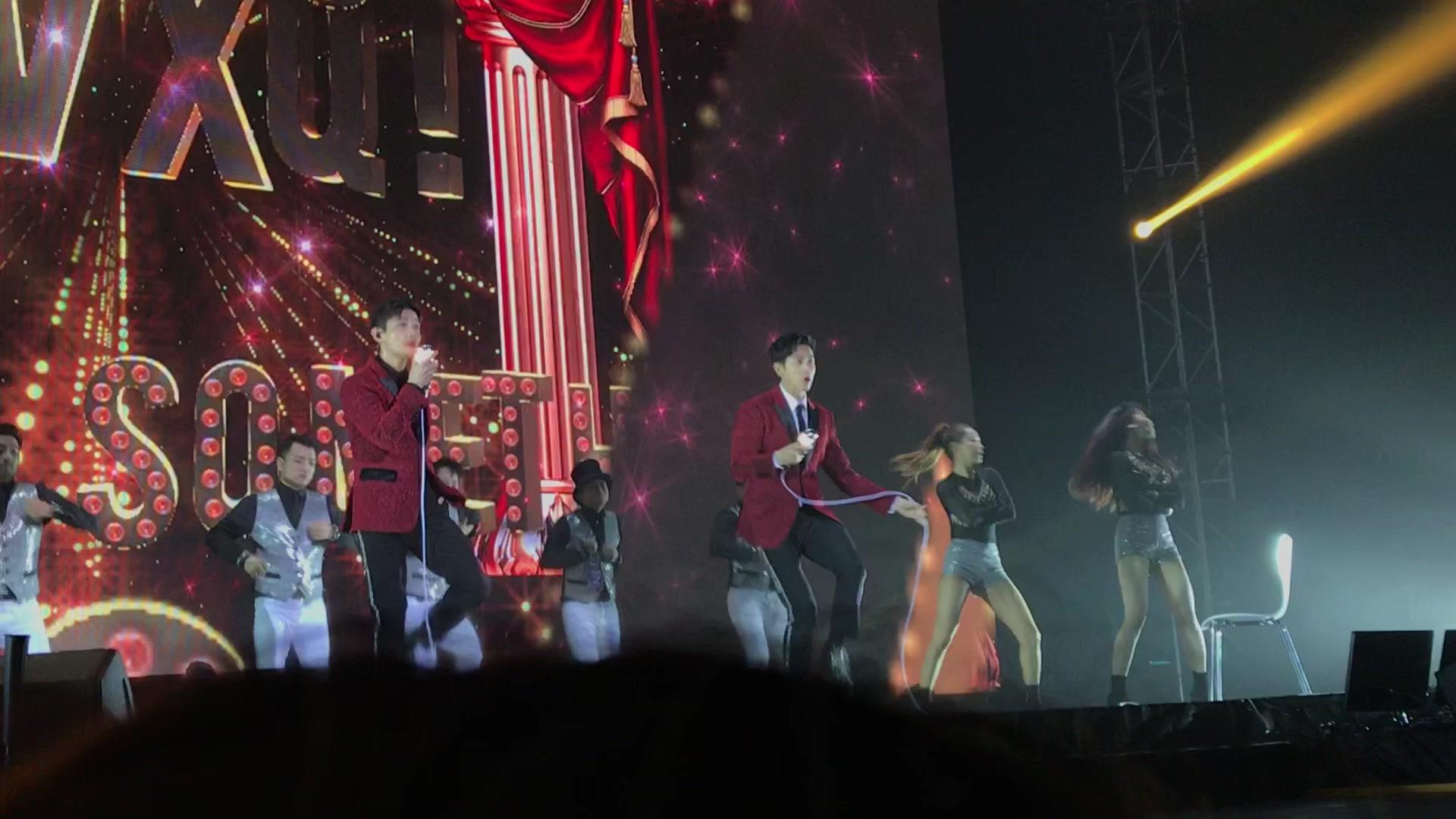 171015 东方神起 Special Comeback Live <youR presen