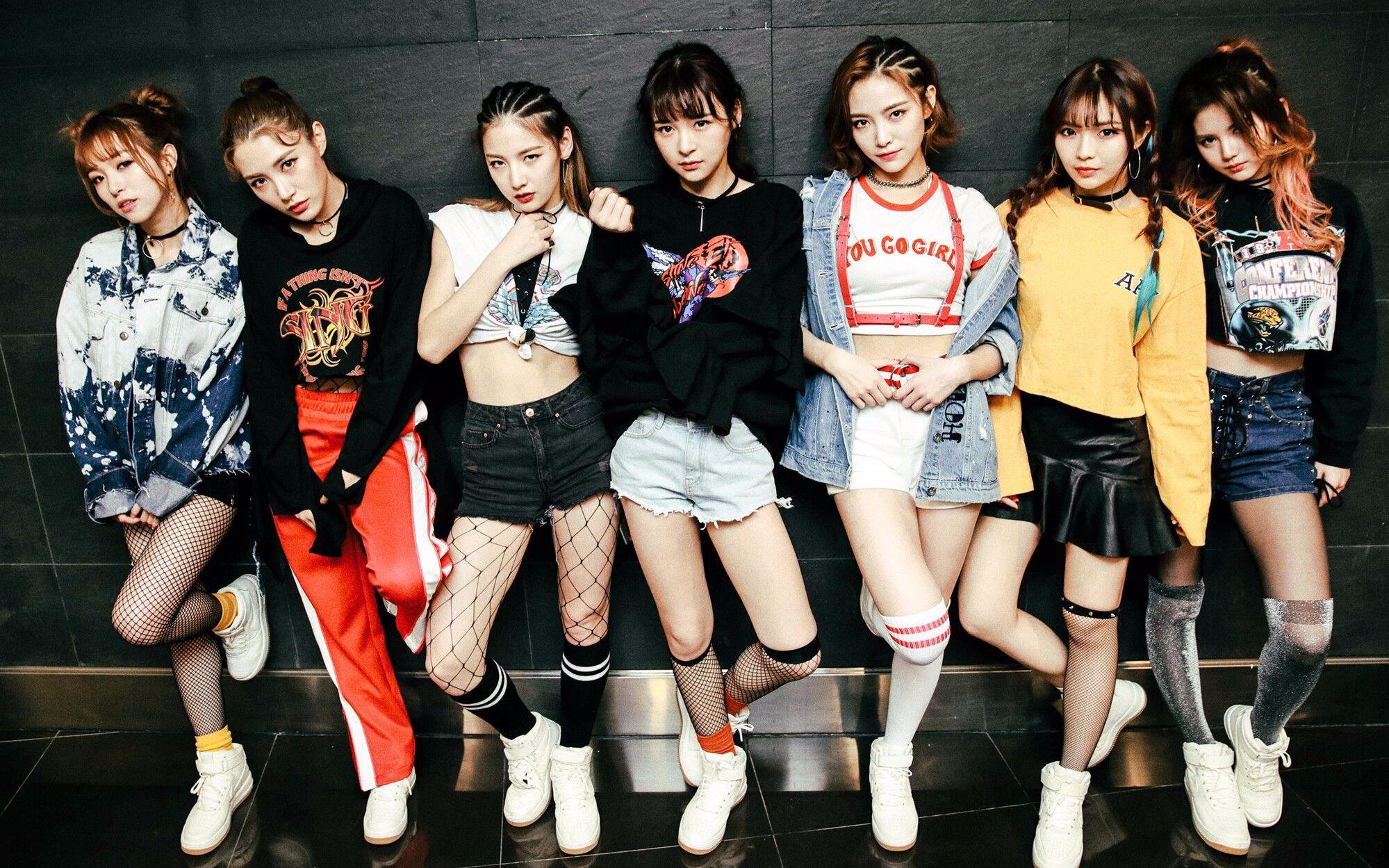SNH48_【《Girl Crush 》练习室版发布】SNH48-7人国际化...