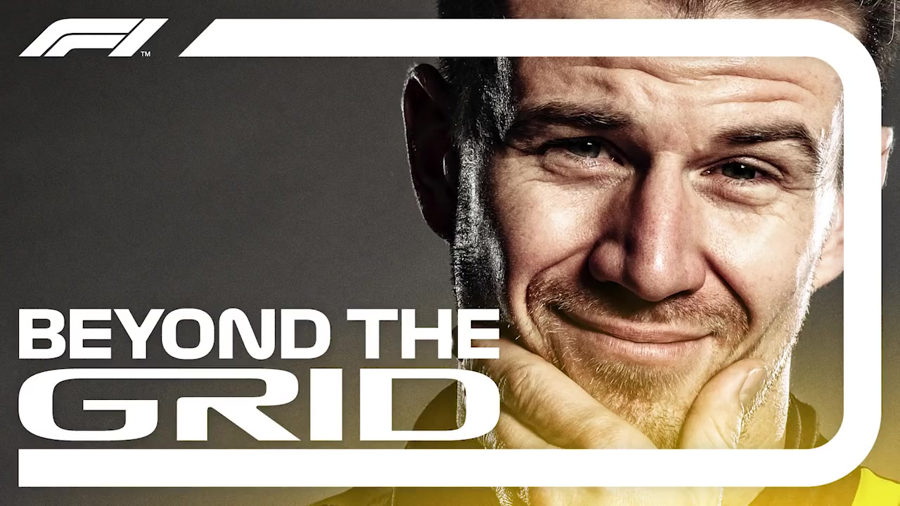 Beyond The Grid 2019 第11集 Nico Hulkenberg(尼可·霍肯伯格)