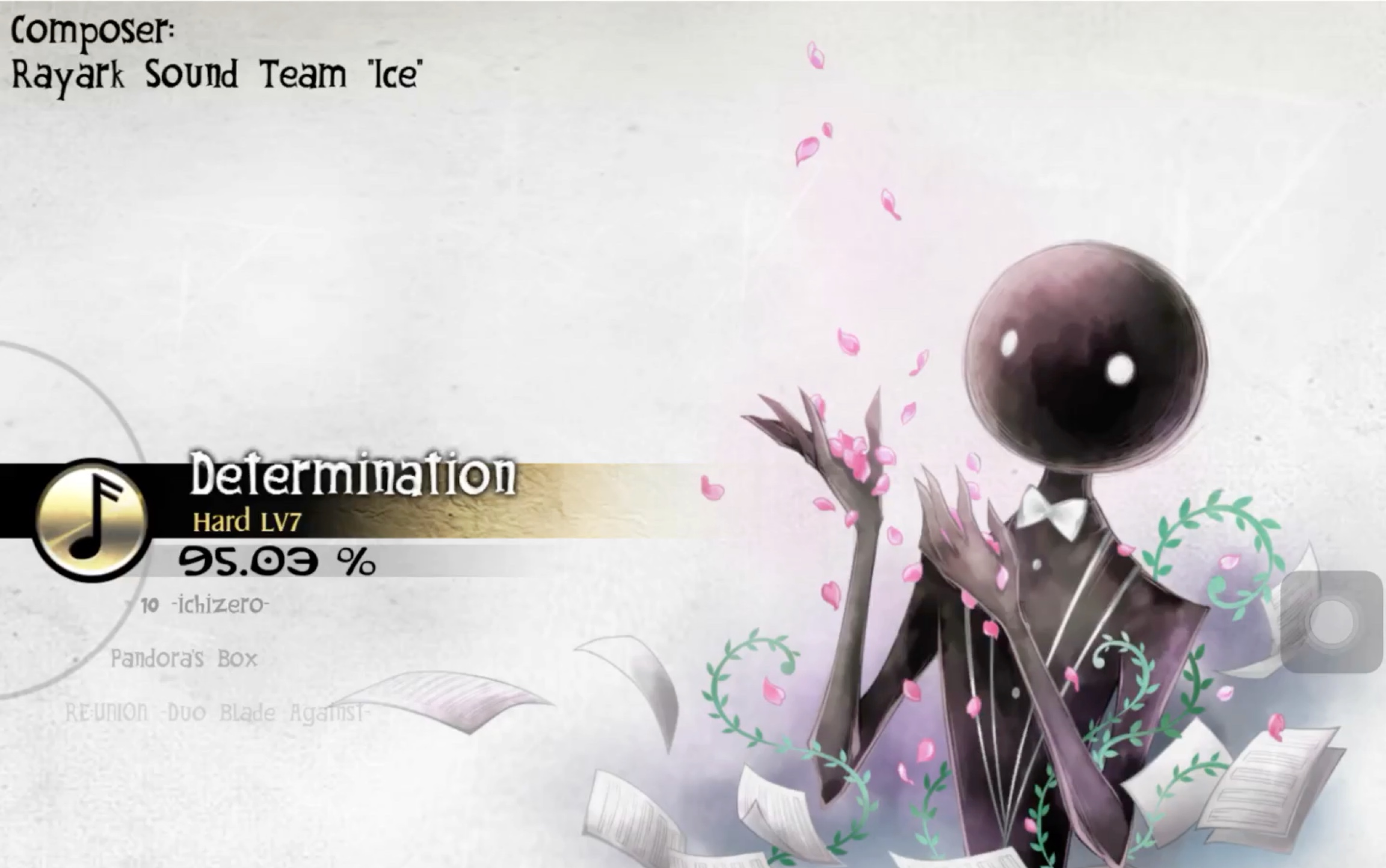 Detemination deemo
