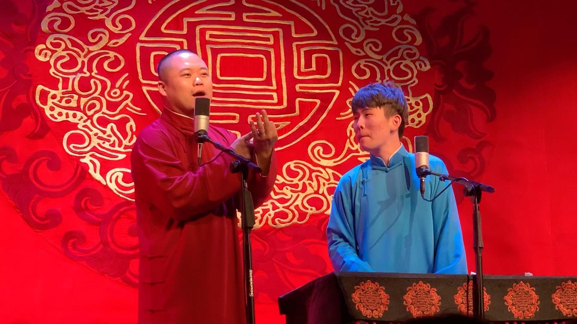 10.09 李九重 樊霄堂 write couplet