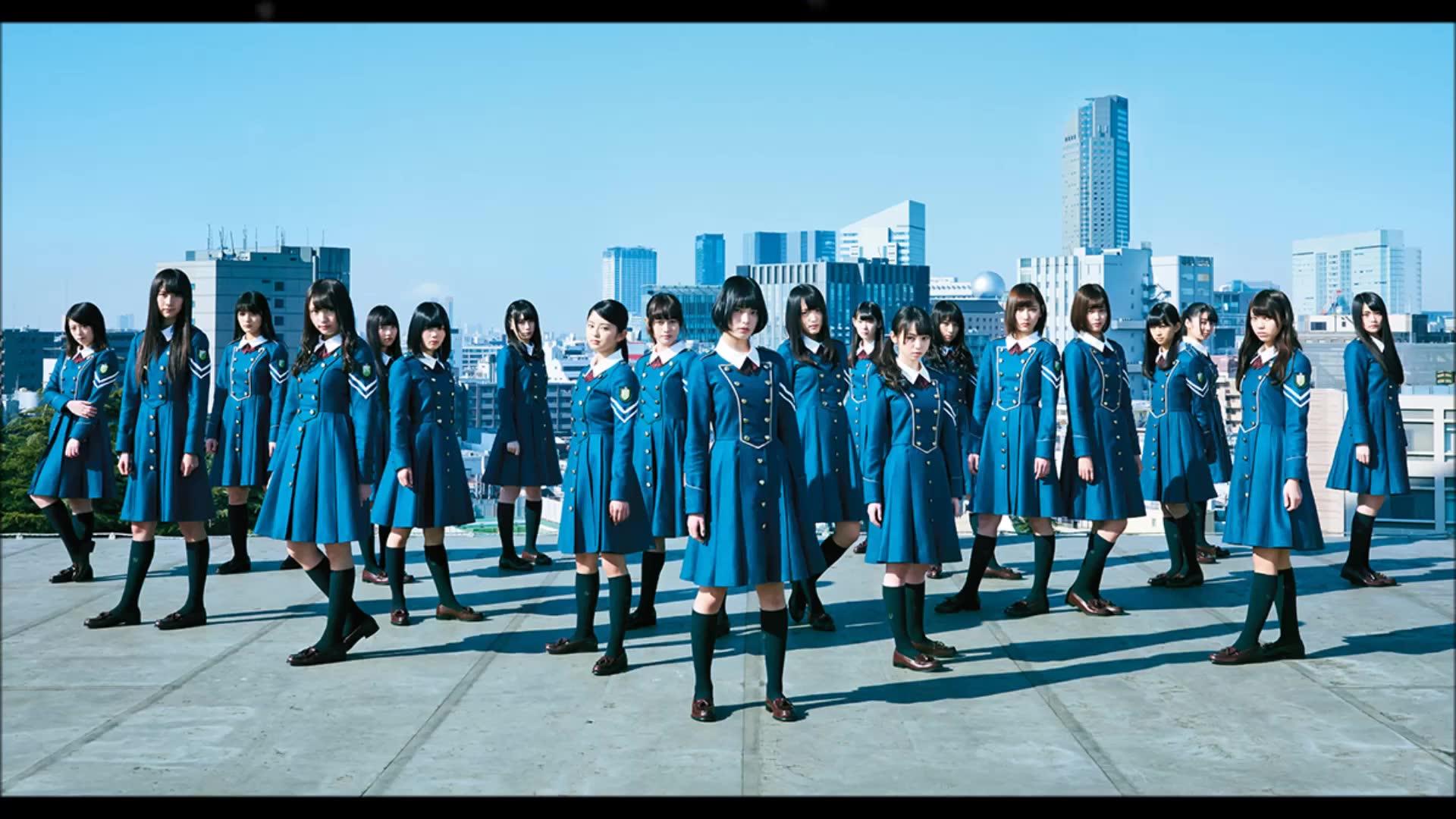 Keyakizaka46 Fukyouwaon Instrumental 欅坂46 不協和音 电影