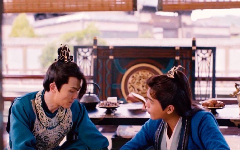 【庆余年】【二皇子X范闲】爱的魔法||甜甜双视角你值得拥有