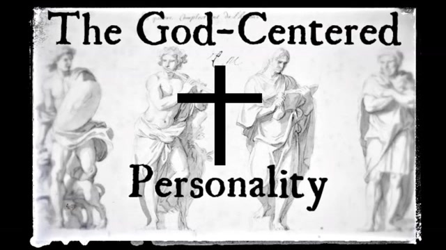 P-MP3-The God-Centered Personality (Phlegmatic)
