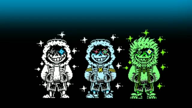 [ 域外域外 三重英雄 第一阶段 ]OuterOuter! Heroes Time Trio Phase1