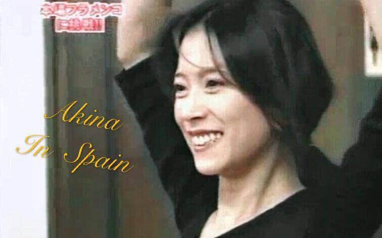 【中森明菜】歌姬的光与影 Brand new day in Spain (2002.05.26)(中字)