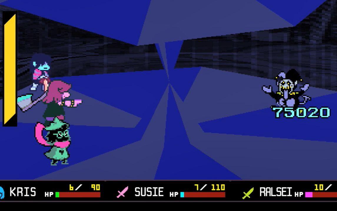 【三角符文】攻擊上萬秒殺j-evil速通流程圖片