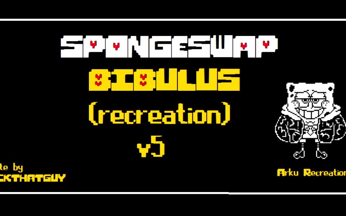 [Spongeswap AU] - BIBULUS Recreation (Attempt 5)