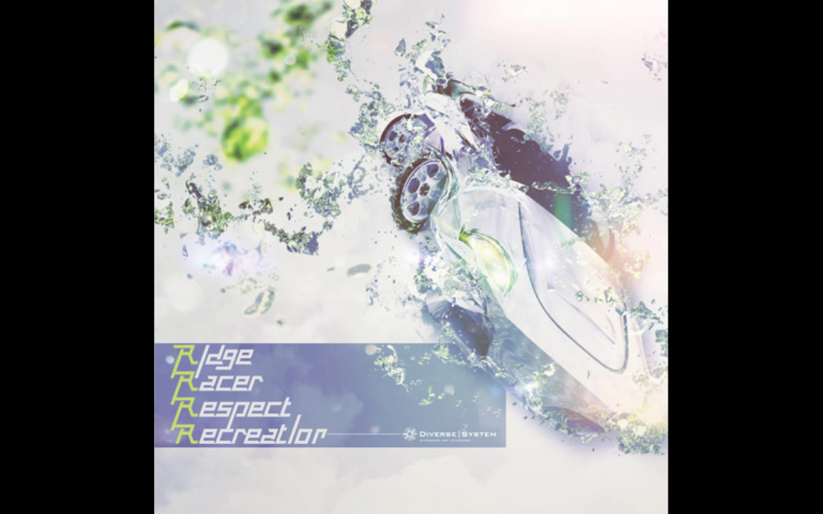 Diverse System《Ridge Racer Respect Recreation.-Junx (ALR Remix)》