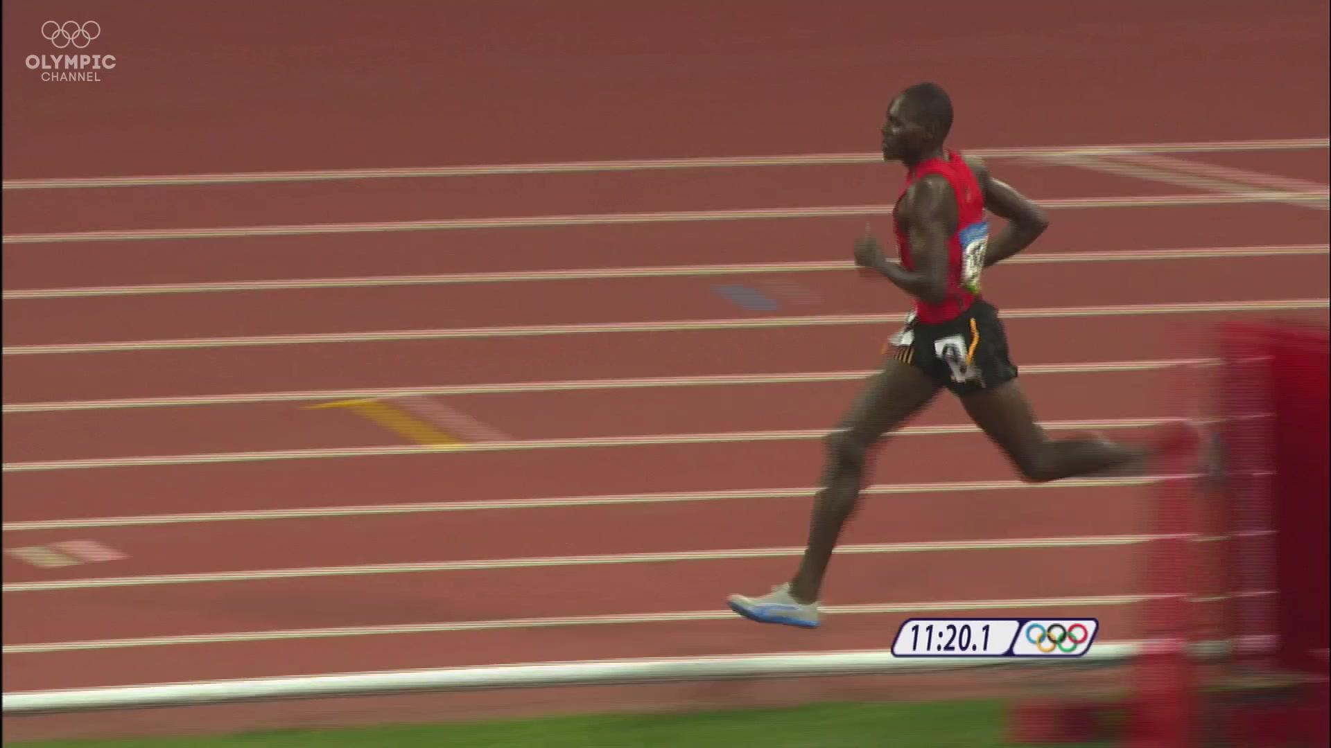 贝克勒vs基普乔格,北京奥运会男子5000米最后高清冲刺画面,神之对决