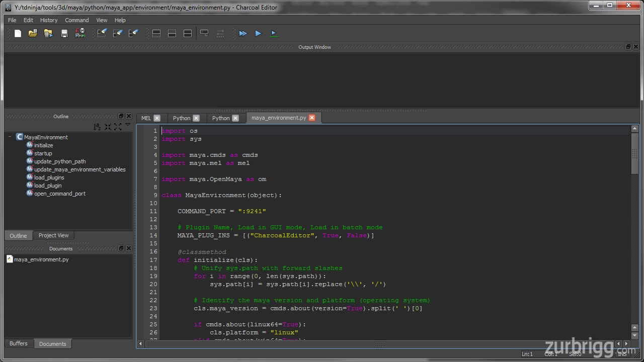 Maya编程全面基础教程 - Beginning Python for Maya_哔哩哔哩 (゜-゜)つロ 干杯~-bilibili