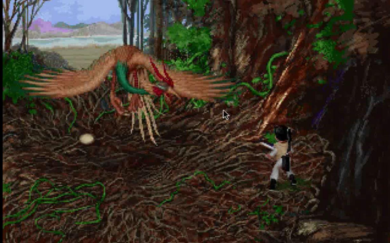 點贊 自制 第十三期 一個人打的神木林,結識阿奴,水靈珠與黑白苗族圖片