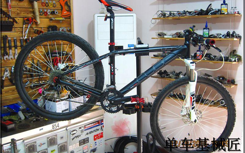 车组装_【单车基械匠】第四期--山地自行车完全组装调试安装教程攻略DIY