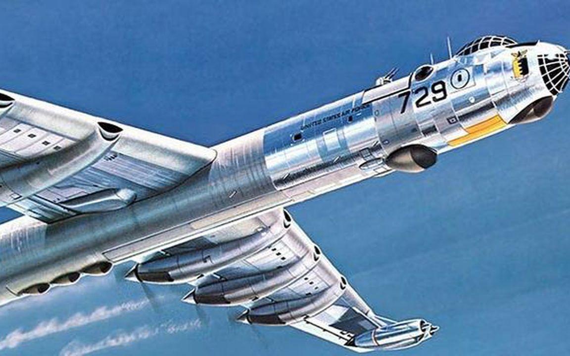 大伊万氢弹_冷战时期1000万当量的氢弹被飞行员手滑误投,砸向附近的基地 ...