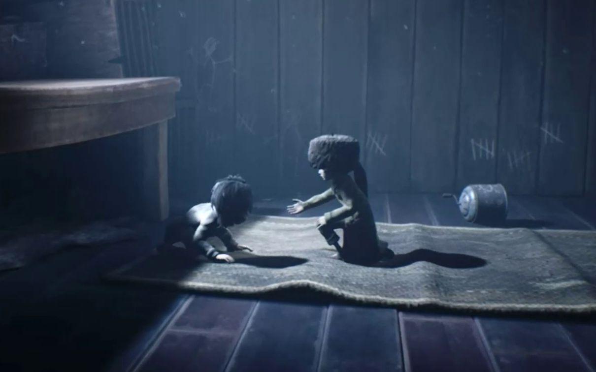 【一得】《小小梦魇2》|  好朋友, 一起走!耶!