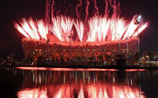 2008北京奥运会网球_2008年北京奥运会开幕式【国际版】更新2p_哔哩哔哩 (゜-゜)つロ ...