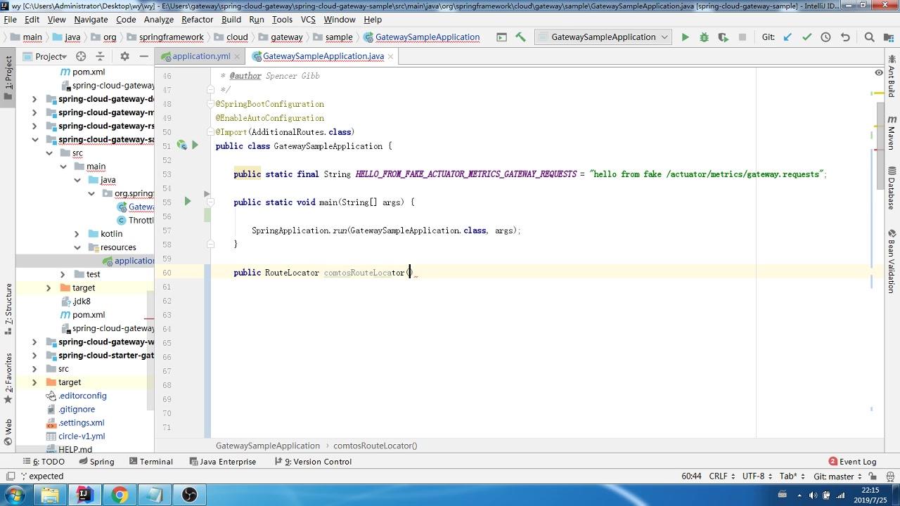 springcloud gateway 4 基于代码的配置转发_哔哩哔哩 (゜-゜)つロ 干杯~-bilibili