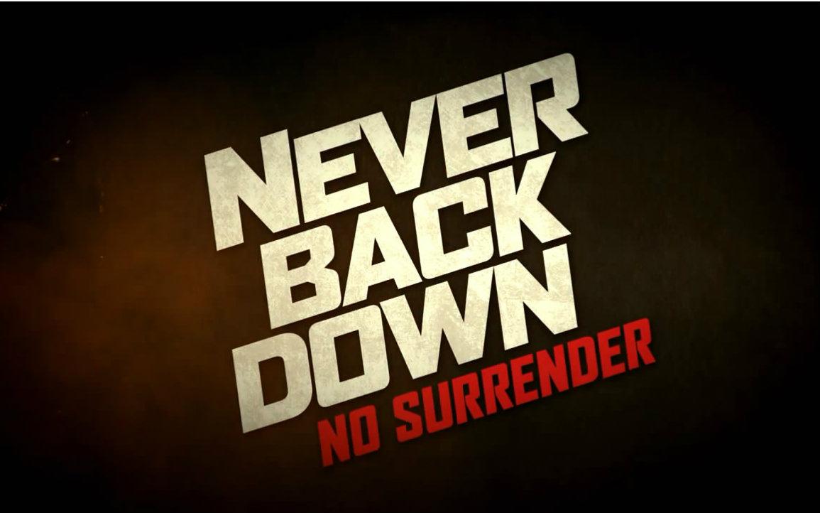 永不退缩3 预告片 Never Back Down- No Surrender - EXCLUSIVE Trailer_哔哩哔哩 (゜-゜)つロ  干杯~-bilibili
