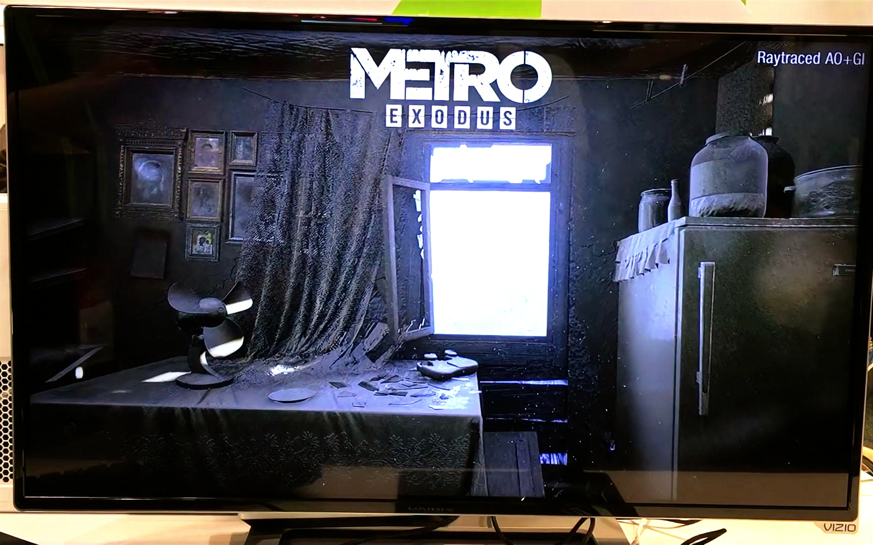 Metro  Exodus   Raytracing (GI) versus Rasterization (Baked Light)   Offscreen