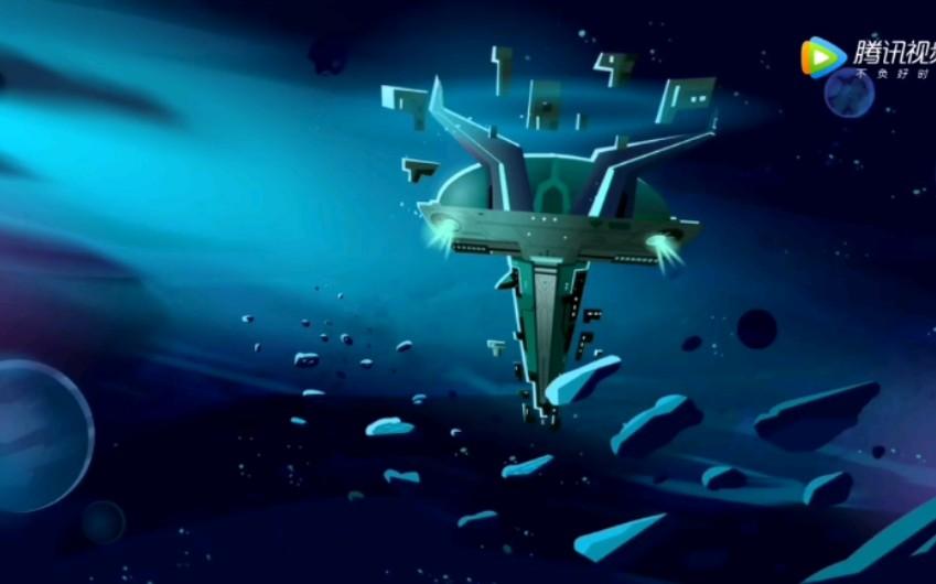 伽罗黑化文_伽罗被完全黑化,超人联盟全面出动,这是一场宇宙战争_哔哩 ...