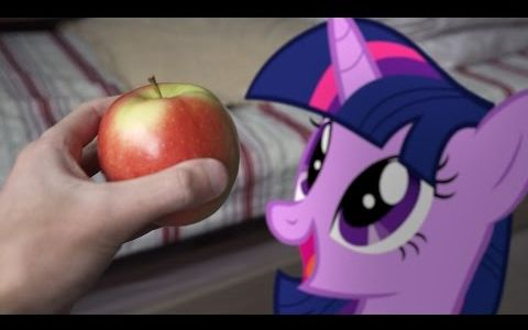 twilight's apple (mlp in real life),原