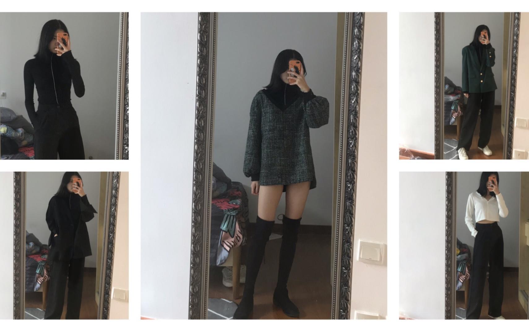 160cm双下巴少女的秋季穿搭分享好物分享及超百搭的鞋子分享_哔哩哔哩 (゜-゜)つロ 干杯~-bilibili