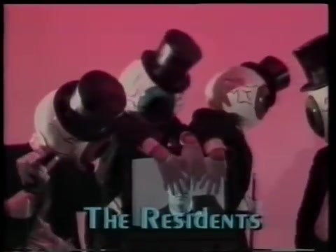 A History of the Residents - The Eyes Scream with Penn & Teller